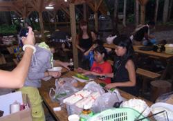 2011年8月 親子サマーキャンプ