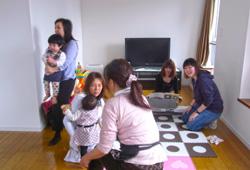 2010年 リトミック教室